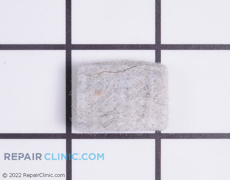 Top bearing cleaning felt