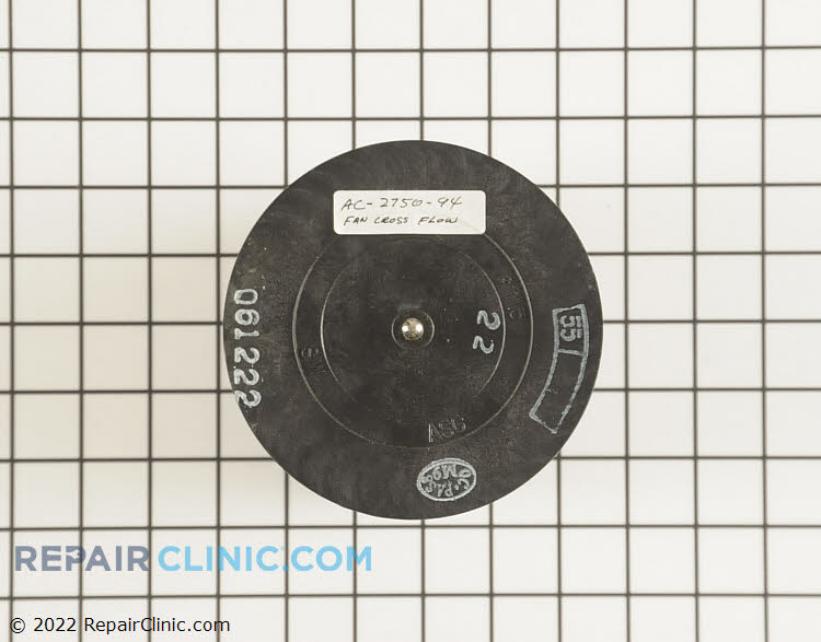 Blower Wheel AC-2750-94 Alternate Product View