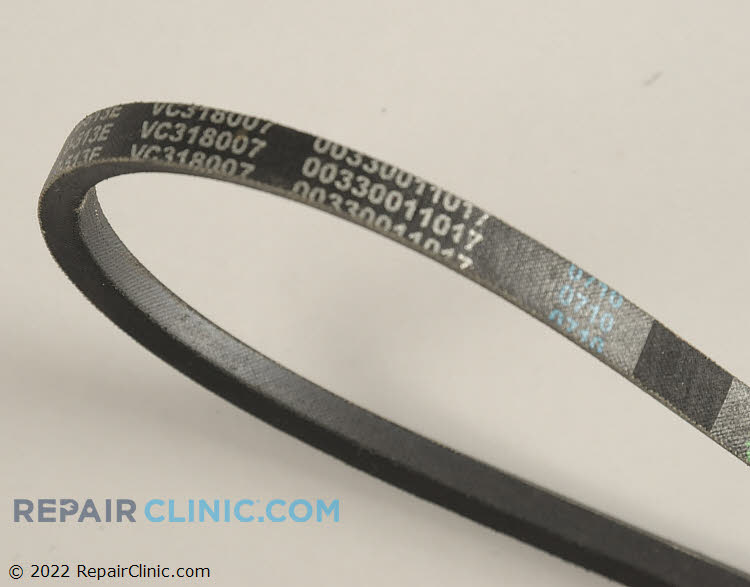 Drive Belt WH01X27818 Alternate Product View