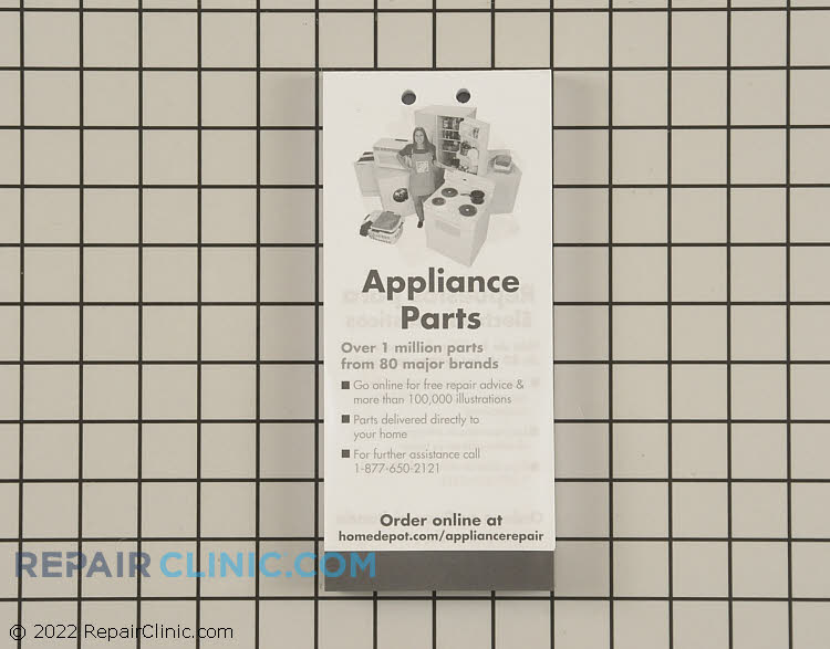 Home Depot Promotional Material V29A10095A2SP Alternate Product View