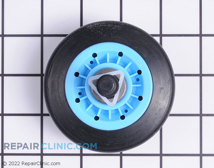 Dryer drum roller assembly - Item Number DC97-16782A