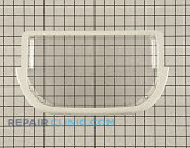 Door Shelf Bin - Part # 1810286 Mfg Part # WPW10289497