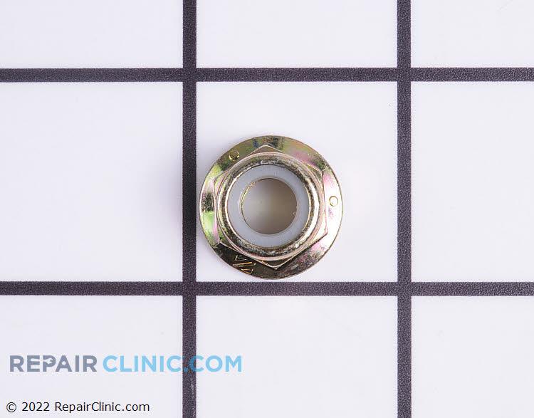 MTD flange lock nut, 5/16-18.