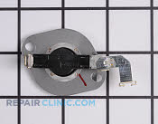 High Limit Thermostat WP3977767 01188896 kenmore dryer thermostat parts fast shipping repairclinic com  at gsmx.co
