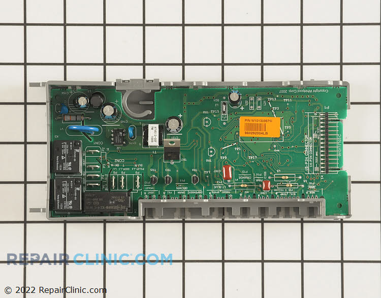 Main Control Board WPW10285180 Alternate Product View