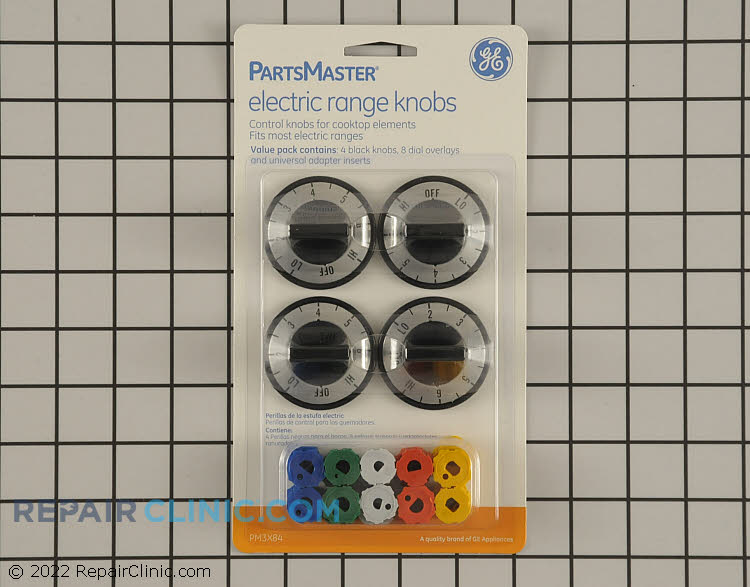 Control Knob PM3X84 Alternate Product View