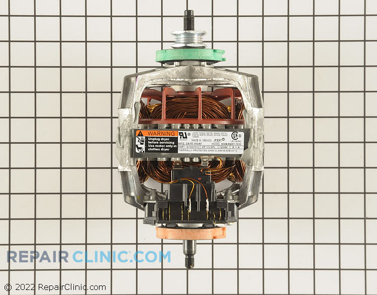 Drive Motor WPW10448896 Alternate Product View
