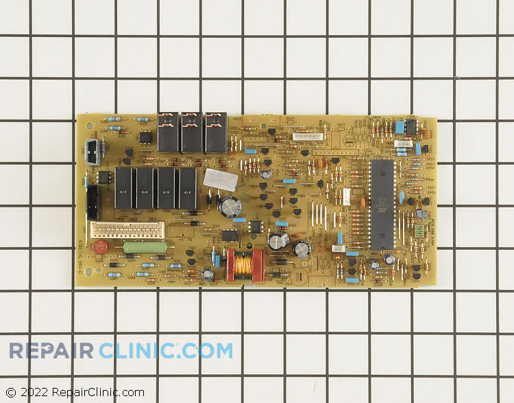Main Control Board WPW10398151 Alternate Product View