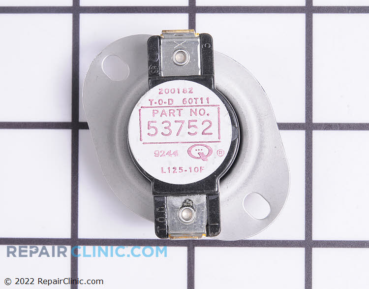 Thermostat 53752           Alternate Product View