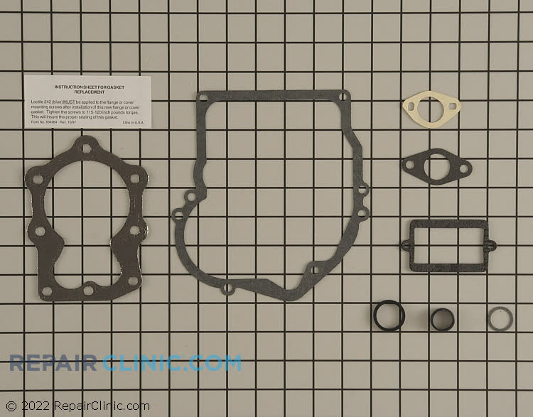 Gasket Set 37613A Alternate Product View