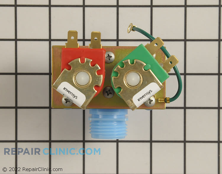 Water Inlet Valve WPW10245167 Alternate Product View