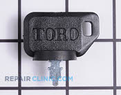 Ignition Key - Part # 1781845 Mfg Part # 63-8360