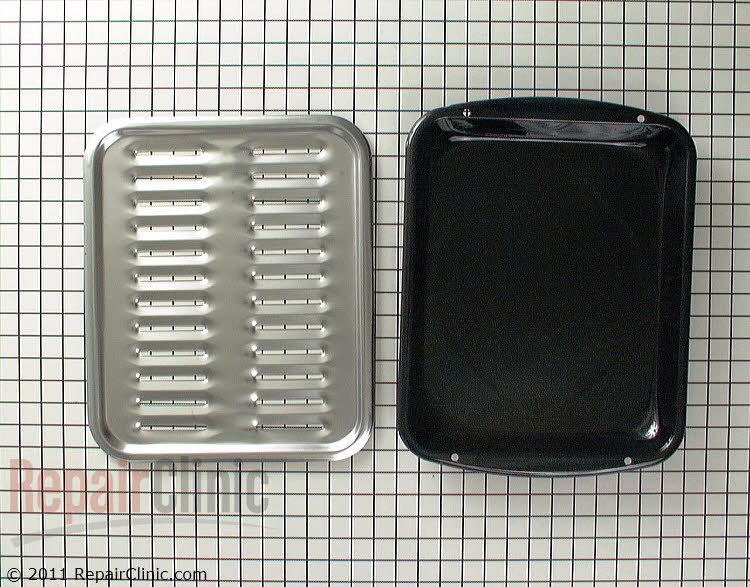 Broiler Pan 00368065 Alternate Product View