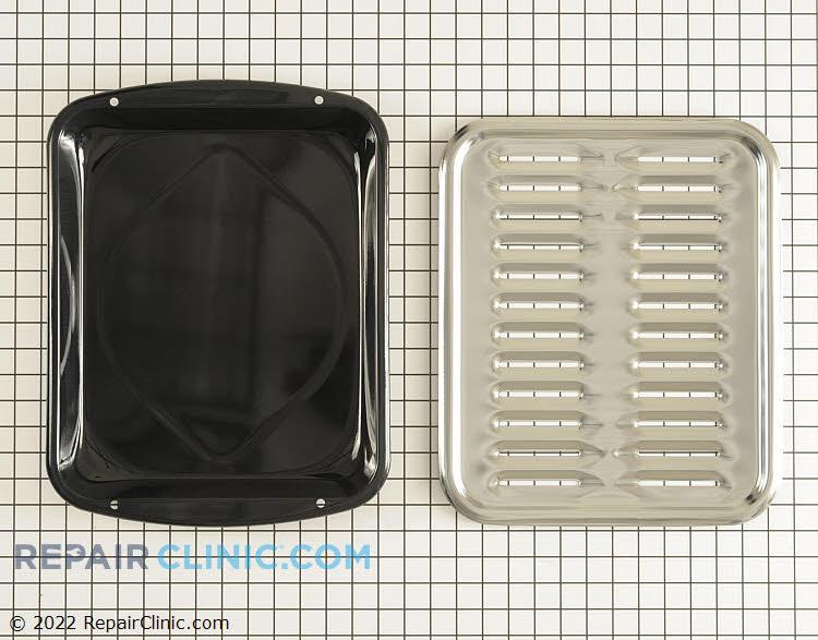 Broiler Pan 00368065 Alternate Product View