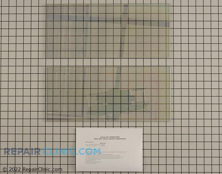 Inner Door Glass 903023-9010 Alternate Product View