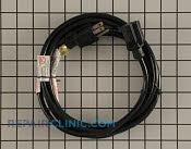 Power Cord - Part # 1669057 Mfg Part # 6219MA