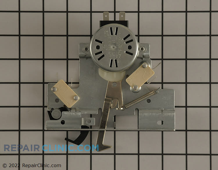 Wpw10195934 Door Lock Motor And Switch Assembly Ships
