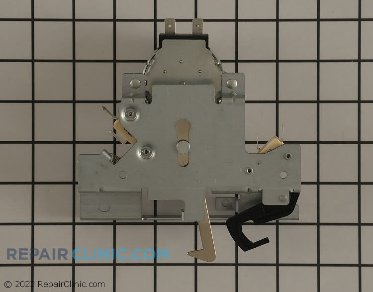 Door Lock Motor and Switch Assembly WPW10195934 Alternate Product View