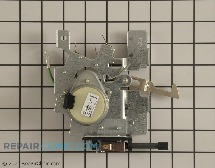 Door Lock Motor and Switch Assembly 00493095 Alternate Product View