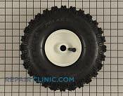 Wheel Assembly - Part # 1780908 Mfg Part # 07124100