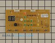 User Control and Display Board - Part # 1359167 Mfg Part # 6871A00085A