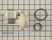 Drain Pump - Part # 1461107 Mfg Part # 8801353