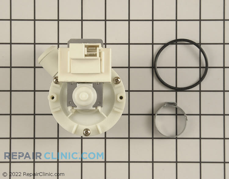 Drain Pump 8801353 Alternate Product View