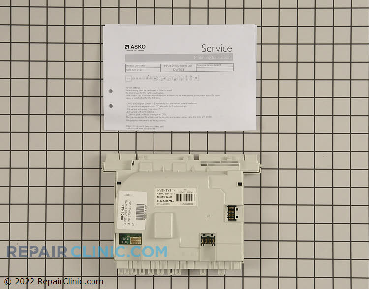 Main Control Board 8801435         Alternate Product View