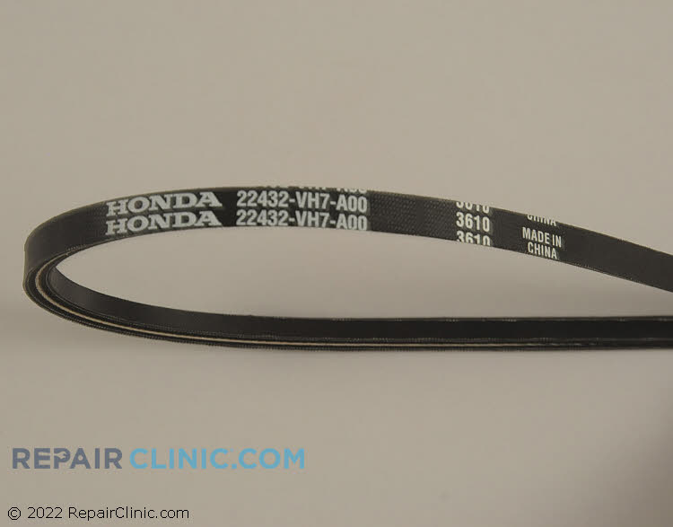 V-Belt 22432-VH7-A00 Alternate Product View