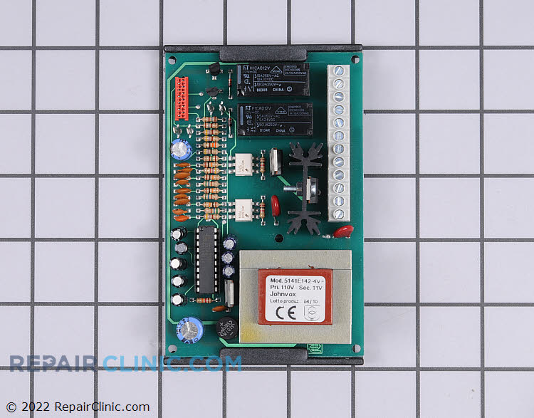 Motor Control Board WPW10349739 Alternate Product View