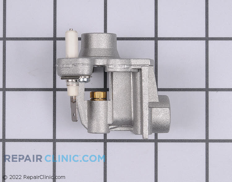 Surface Burner Orifice Holder WPW10128448 Alternate Product View