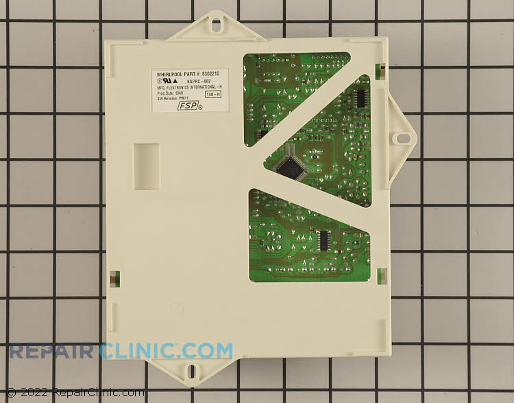 Oven Control Board WP8302210 Alternate Product View