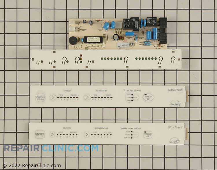 Main Control Board 8201527 Alternate Product View