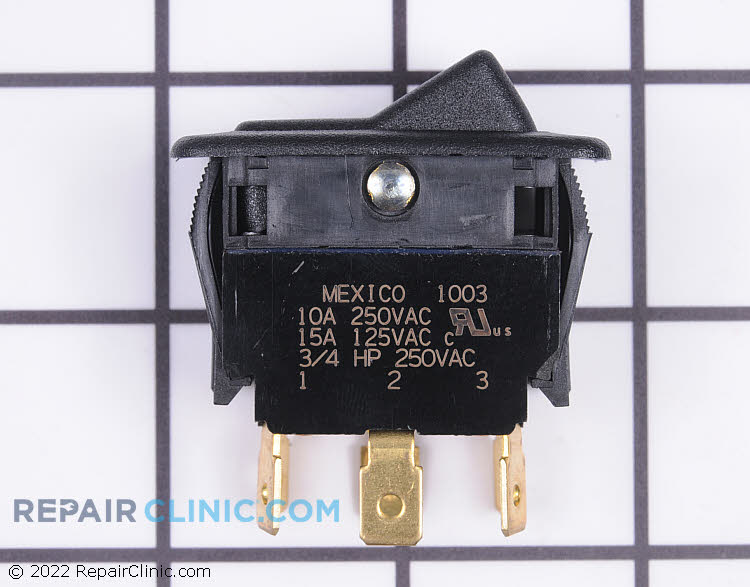 Rocker Switch 4527835 Alternate Product View