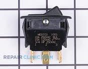 Rocker Switch - Part # 1867334 Mfg Part # 4527835