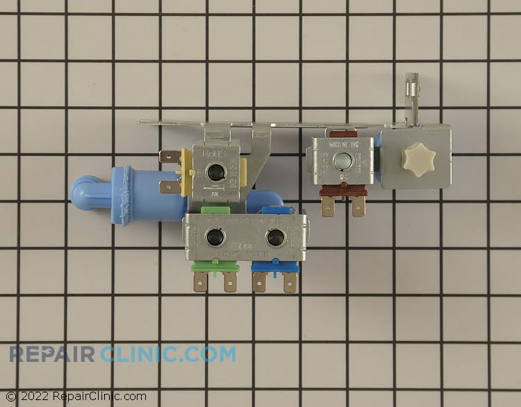 Water Inlet Valve 242253002 Alternate Product View