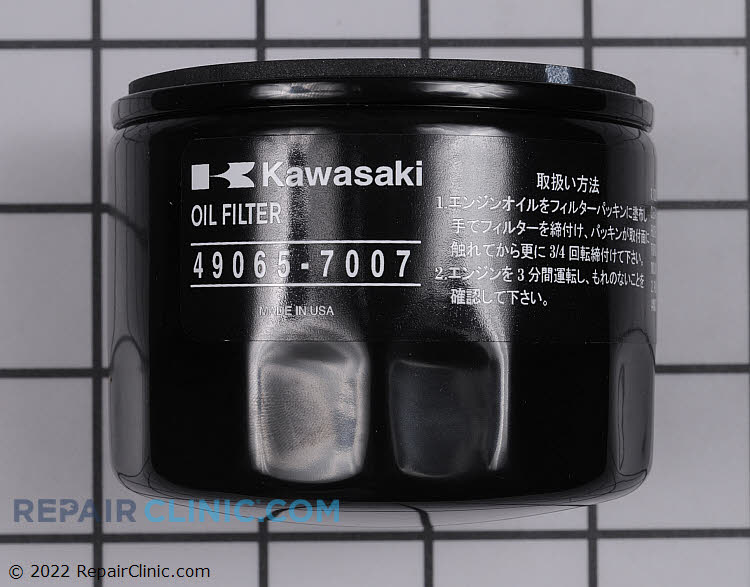 Oil Filter 49065-7007 Alternate Product View