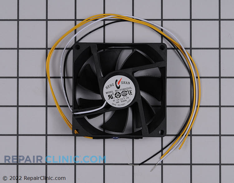 Fan Motor RF-2750-10 Alternate Product View