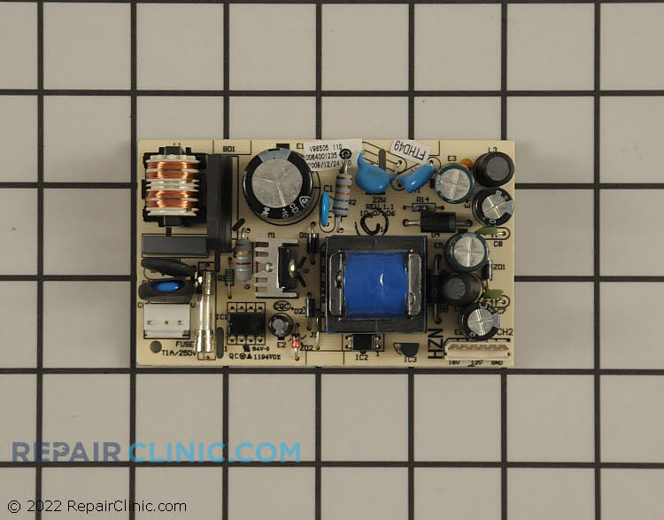 Control Board WR55X29906 Alternate Product View