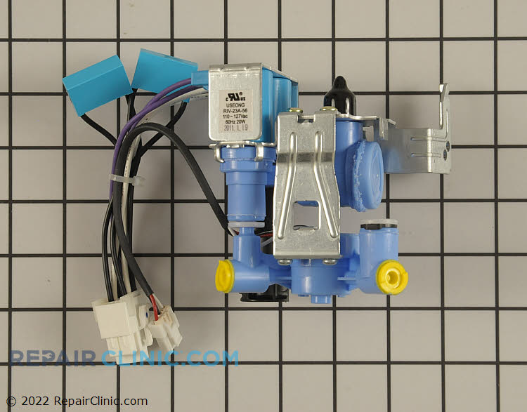 Water Inlet Valve WR57X10091      Alternate Product View