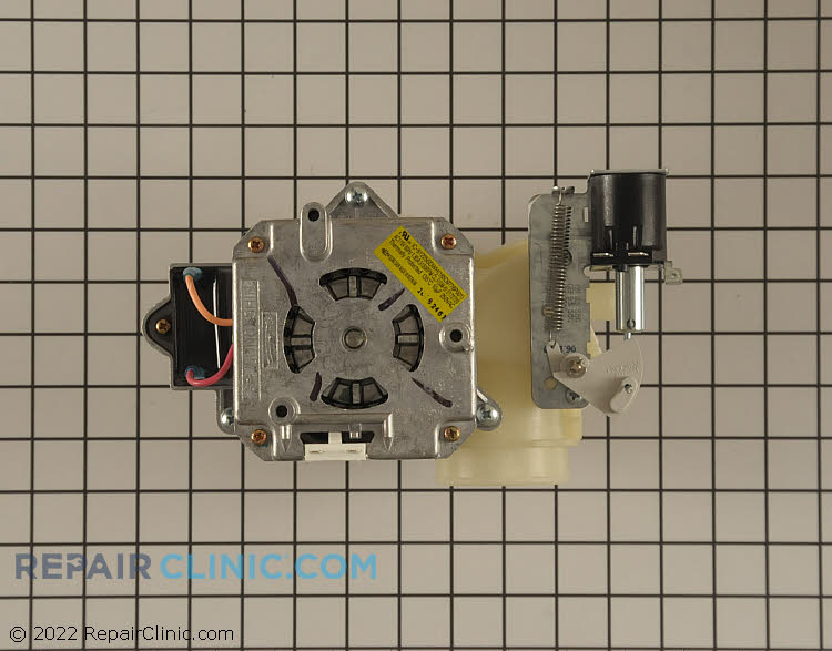 Pump and Motor Assembly WD26X10051 Alternate Product View