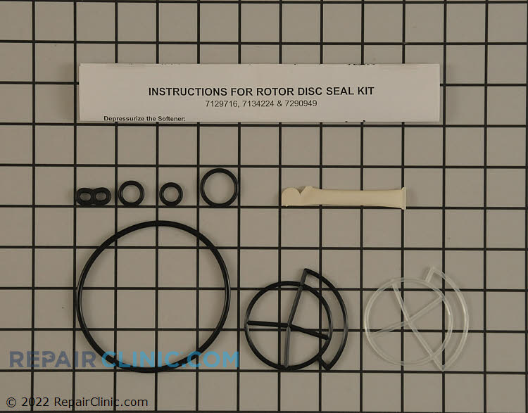 Gasket Set WS35X10005      Alternate Product View