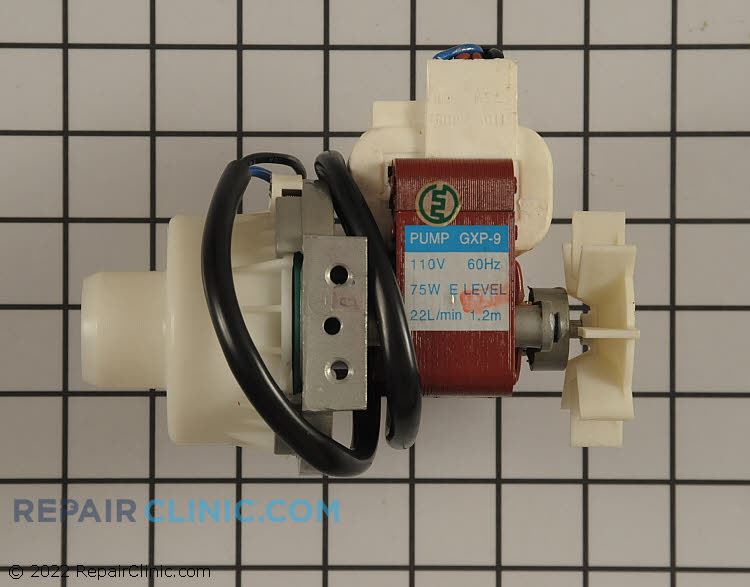 Drain Pump WD-5470-02      Alternate Product View