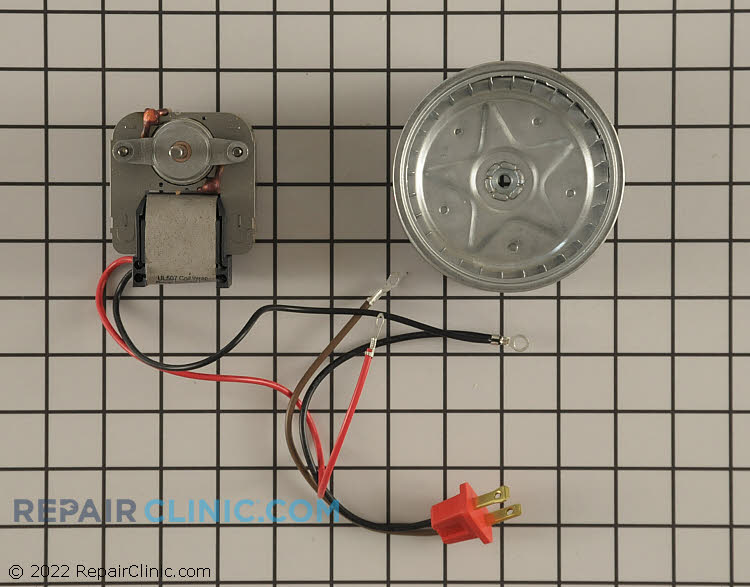 Fan Motor S97017062       Alternate Product View