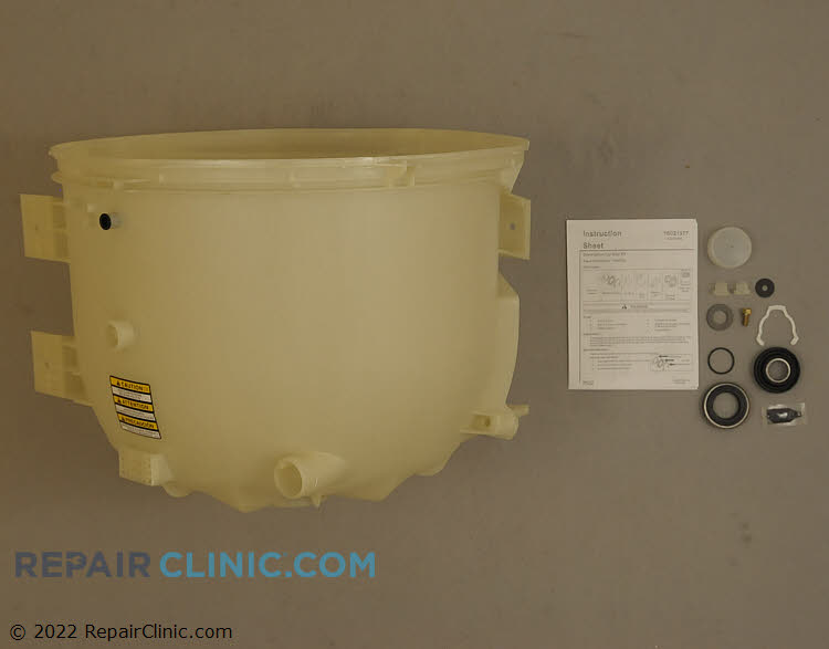 Rear Drum with Bearing 22004465        Alternate Product View