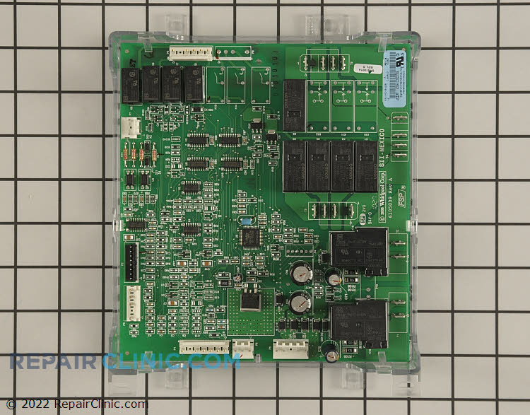 Oven Control Board WPW10181438 Alternate Product View