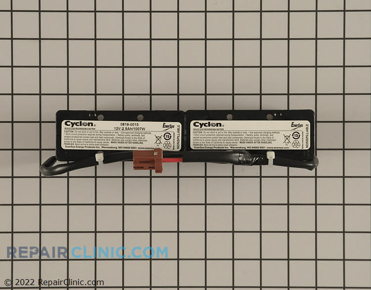 Battery 31500-VH7-B01 Alternate Product View
