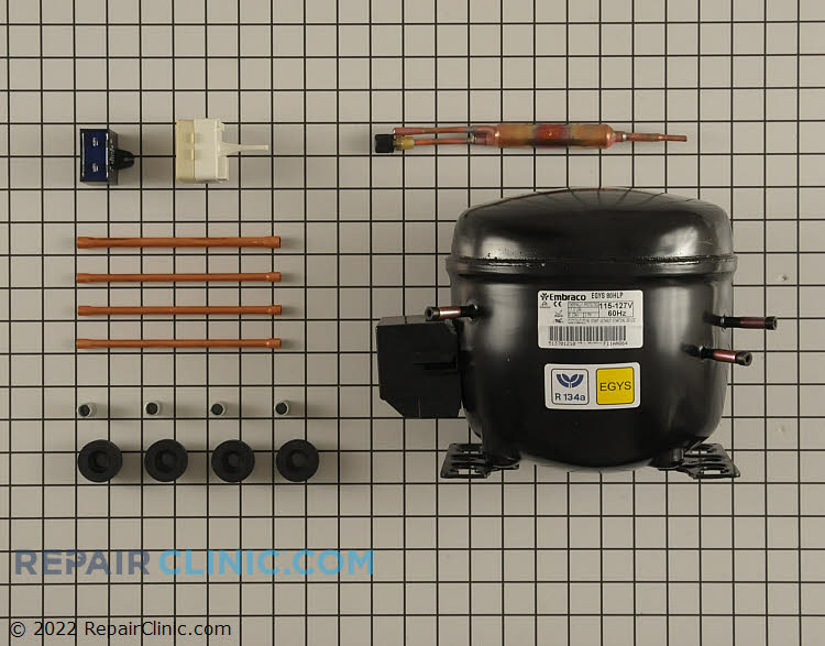 Replacement compressor kit