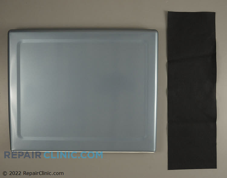 Top Panel DC97-12878H     Alternate Product View
