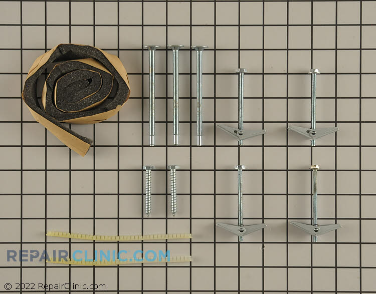 Hardware Kit WB01X10067      Alternate Product View
